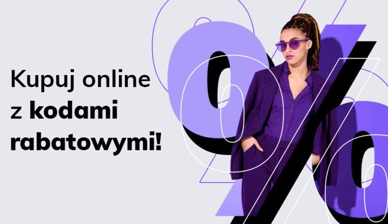 Dołącz do akcji z kodami rabatowymi online