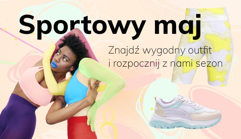 Sportowy maj, czyli promocja aktywnego stylu życia na Domodi.pl i Allani.pl
